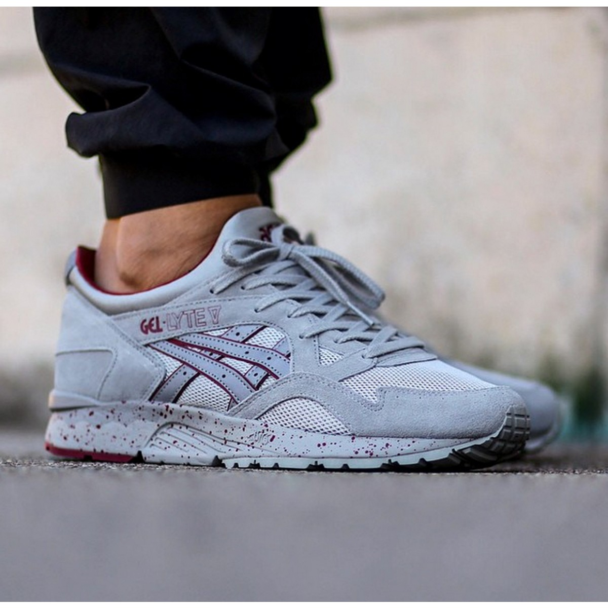 chaussure asics gel lyte homme pas cher