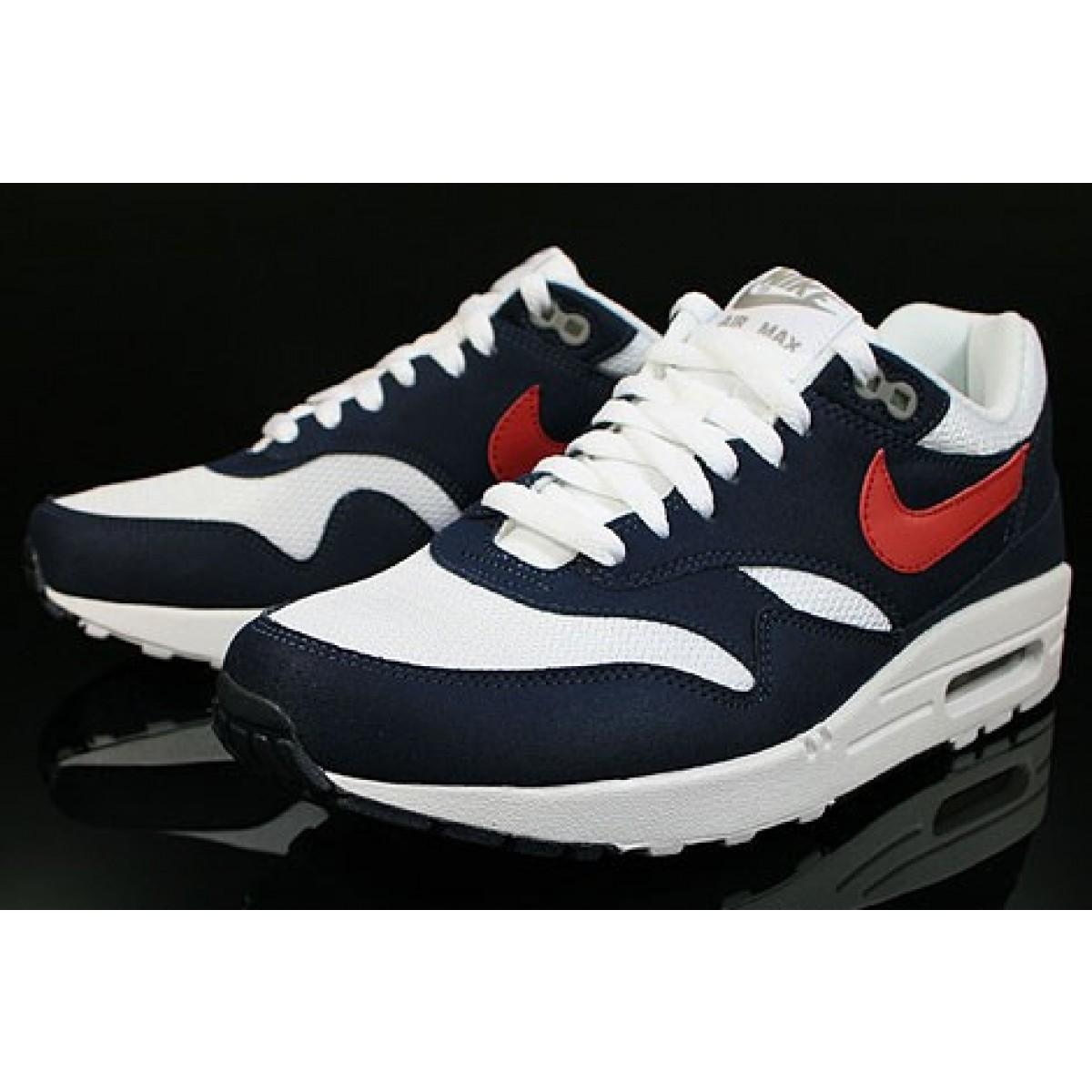 Achat / Vente produits Nike Air Max 1 Homme Bleu,Nike Air Max 1 Homme