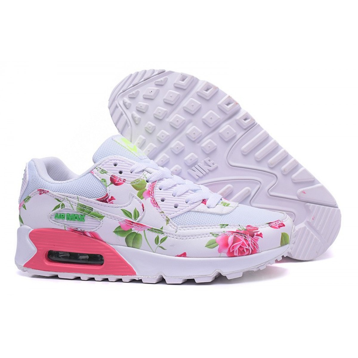 exquisite design meet special section Achat / Vente produits Nike Air Max 90 Femme Fleur,Nike Air Max 90 ...