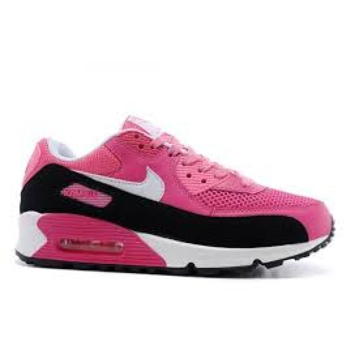 huge discount e0c08 40f2d Achat   Vente produits Nike Air Max 90 Femme Noir et Rose,Nike Air Max