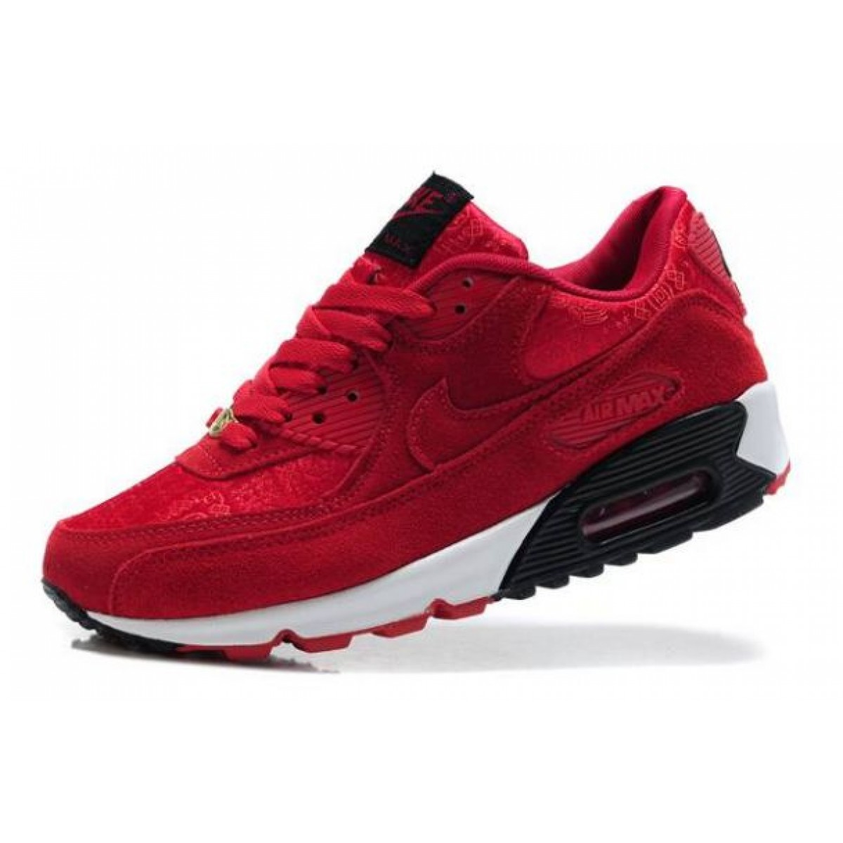 nike air max 90 homme rouge et blanc