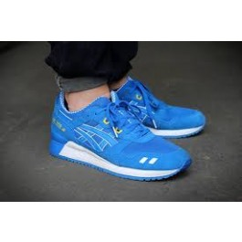 Achat / Vente produits Asics Gel Lyte 3 Femme Bleu,Professionnel Courir Chaussures Asics Gel Lyte 3 Femme Bleu Pas Cher[Chaussure-9874210]