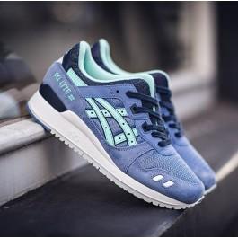 Achat / Vente produits Asics Gel Lyte 3 Femme Bleu,Professionnel Courir Chaussures Asics Gel Lyte 3 Femme Bleu Pas Cher[Chaussure-9874215]