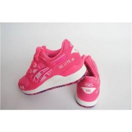 Achat / Vente produits Asics Gel Lyte 3 Femme Rose,Professionnel Courir Chaussures Asics Gel Lyte 3 Femme Rose Pas Cher[Chaussure-9874241]