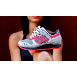 Achat / Vente produits Asics Gel Lyte 3 Femme Rose,Professionnel Courir Chaussures Asics Gel Lyte 3 Femme Rose Pas Cher[Chaussure-9874255]