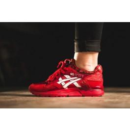 Achat / Vente produits Asics Gel Lyte 3 Femme Rouge,Professionnel Courir Chaussures Asics Gel Lyte 3 Femme Rouge Pas Cher[Chaussure-9874263]