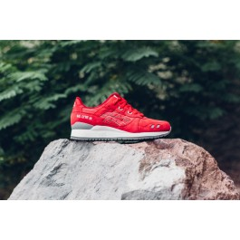 Achat / Vente produits Asics Gel Lyte 3 Femme Rouge,Professionnel Courir Chaussures Asics Gel Lyte 3 Femme Rouge Pas Cher[Chaussure-9874266]
