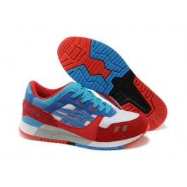Achat / Vente produits Asics Gel Lyte 3 Femme Rouge,Professionnel Courir Chaussures Asics Gel Lyte 3 Femme Rouge Pas Cher[Chaussure-9874270]