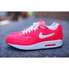 Achat / Vente produits Nike Air Max 1 Femme Rose Fluo,Nike Air Max 1 Femme Rose Fluo Pas Cher[Chaussure-9874971]