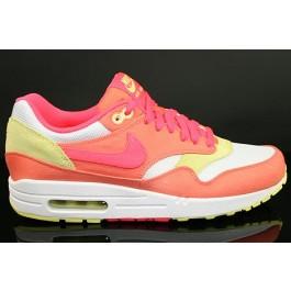 Achat / Vente produits Nike Air Max 1 Femme Rose Fluo,Nike Air Max 1 Femme Rose Fluo Pas Cher[Chaussure-9874973]