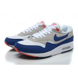 Achat / Vente produits Nike Air Max 1 Homme Bleu,Nike Air Max 1 Homme Bleu Pas Cher[Chaussure-9874979]