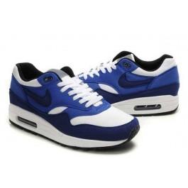 Achat / Vente produits Nike Air Max 1 Homme Bleu,Nike Air Max 1 Homme Bleu Pas Cher[Chaussure-9874980]