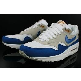 Achat / Vente produits Nike Air Max 1 Homme Bleu,Nike Air Max 1 Homme Bleu Pas Cher[Chaussure-9874983]