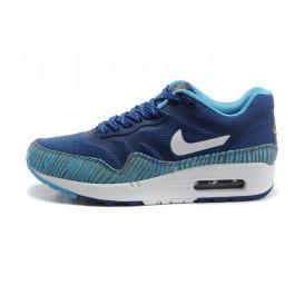 Achat / Vente produits Nike Air Max 1 Homme Bleu,Nike Air Max 1 Homme Bleu Pas Cher[Chaussure-9874984]