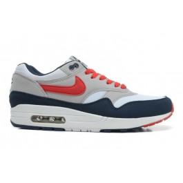 Achat / Vente produits Nike Air Max 1 Homme Bleu,Nike Air Max 1 Homme Bleu Pas Cher[Chaussure-9874992]