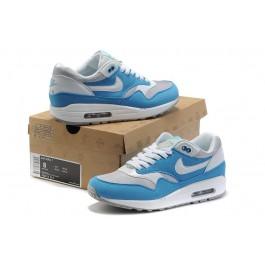 Achat / Vente produits Nike Air Max 1 Homme Bleu,Nike Air Max 1 Homme Bleu Pas Cher[Chaussure-9875001]
