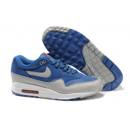 Achat / Vente produits Nike Air Max 1 Homme Bleu,Nike Air Max 1 Homme Bleu Pas Cher[Chaussure-9875005]