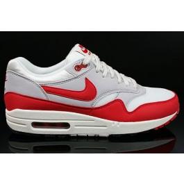 Achat / Vente produits Nike Air Max 1 Homme Grise,Nike Air Max 1 Homme Grise Pas Cher[Chaussure-9875011]