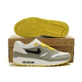 Achat / Vente produits Nike Air Max 1 Homme Grise,Nike Air Max 1 Homme Grise Pas Cher[Chaussure-9875019]