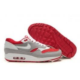 Achat / Vente produits Nike Air Max 1 Homme Grise,Nike Air Max 1 Homme Grise Pas Cher[Chaussure-9875020]
