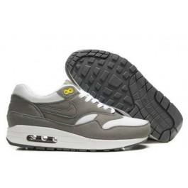 Achat / Vente produits Nike Air Max 1 Homme Grise,Nike Air Max 1 Homme Grise Pas Cher[Chaussure-9875023]