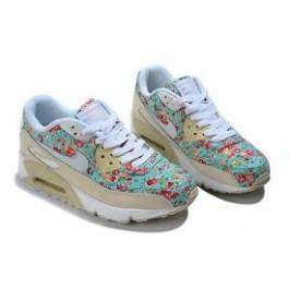 Achat / Vente produits Nike Air Max 90 Femme Fleur,Nike Air Max 90 Femme Fleur Pas Cher[Chaussure-9875203]