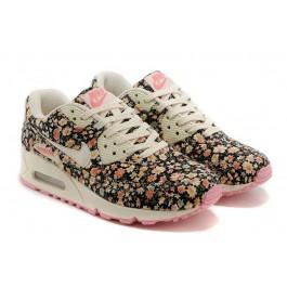 Achat / Vente produits Nike Air Max 90 Femme Fleur,Nike Air Max 90 Femme Fleur Pas Cher[Chaussure-9875206]