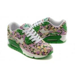 Achat / Vente produits Nike Air Max 90 Femme Fleur,Nike Air Max 90 Femme Fleur Pas Cher[Chaussure-9875212]