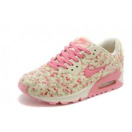 Achat / Vente produits Nike Air Max 90 Femme Fleur,Nike Air Max 90 Femme Fleur Pas Cher[Chaussure-9875221]