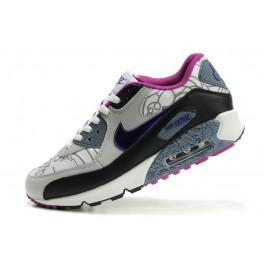 Achat / Vente produits Nike Air Max 90 Femme Grise,Nike Air Max 90 Femme Grise Pas Cher[Chaussure-9875246]