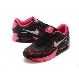 Achat / Vente produits Nike Air Max 90 Femme Noir et Rose,Nike Air Max 90 Femme Noir et Rose Pas Cher[Chaussure-9875288]