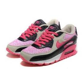 Achat / Vente produits Nike Air Max 90 Femme Noir et Rose,Nike Air Max 90 Femme Noir et Rose Pas Cher[Chaussure-9875289]