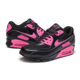 Achat / Vente produits Nike Air Max 90 Femme Noir et Rose,Nike Air Max 90 Femme Noir et Rose Pas Cher[Chaussure-9875293]