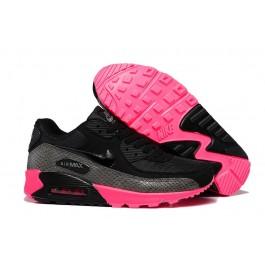 Achat / Vente produits Nike Air Max 90 Femme Noir et Rose,Nike Air Max 90 Femme Noir et Rose Pas Cher[Chaussure-9875294]