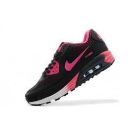 Achat / Vente produits Nike Air Max 90 Femme Noir et Rose,Nike Air Max 90 Femme Noir et Rose Pas Cher[Chaussure-9875297]