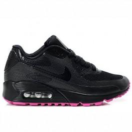 Achat / Vente produits Nike Air Max 90 Femme Noir et Rose,Nike Air Max 90 Femme Noir et Rose Pas Cher[Chaussure-9875298]