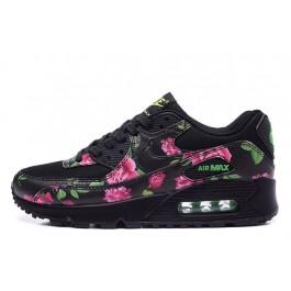 Achat / Vente produits Nike Air Max 90 Femme Noir et Rose,Nike Air Max 90 Femme Noir et Rose Pas Cher[Chaussure-9875313]