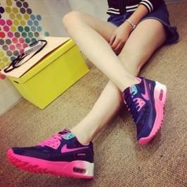 Achat / Vente produits Nike Air Max 90 Femme Noir et Rose,Nike Air Max 90 Femme Noir et Rose Pas Cher[Chaussure-9875322]
