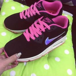 Achat / Vente produits Nike Air Max 90 Femme Noir et Rose,Nike Air Max 90 Femme Noir et Rose Pas Cher[Chaussure-9875324]