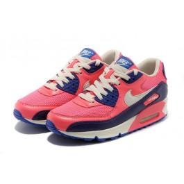 Achat / Vente produits Nike Air Max 90 Femme Rose,Nike Air Max 90 Femme Rose Pas Cher[Chaussure-9875557]