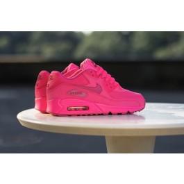 Achat / Vente produits Nike Air Max 90 Femme Rose,Nike Air Max 90 Femme Rose Pas Cher[Chaussure-9875560]