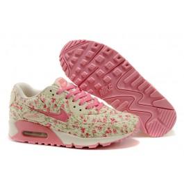 Achat / Vente produits Nike Air Max 90 Femme Rose,Nike Air Max 90 Femme Rose Pas Cher[Chaussure-9875565]