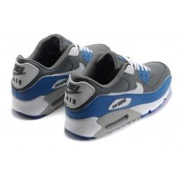 Achat / Vente produits Nike Air Max 90 Homme Bleu,Nike Air Max 90 Homme Bleu Pas Cher[Chaussure-9875598]