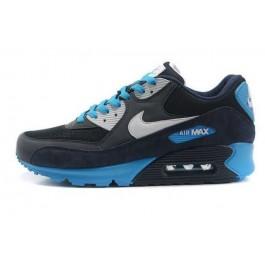 Achat / Vente produits Nike Air Max 90 Homme Bleu,Nike Air Max 90 Homme Bleu Pas Cher[Chaussure-9875607]