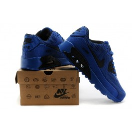 Achat / Vente produits Nike Air Max 90 Homme Bleu,Nike Air Max 90 Homme Bleu Pas Cher[Chaussure-9875608]
