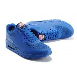 Achat / Vente produits Nike Air Max 90 Homme Bleu,Nike Air Max 90 Homme Bleu Pas Cher[Chaussure-9875612]