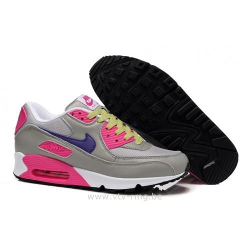 3981501b3377f Achat   Vente produits Nike Air Max 90 Femme Grise