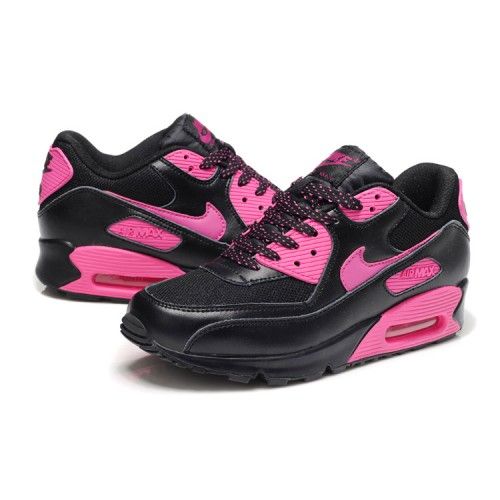 nike air max noir rose