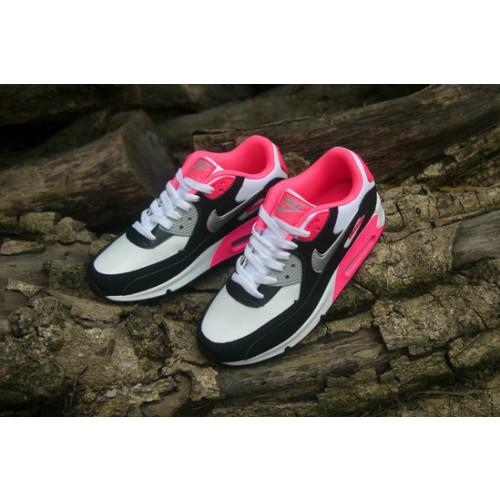 Achat   Vente produits Nike Air Max 90 Femme Noir et Rose,Nike Air ... a727ab923999