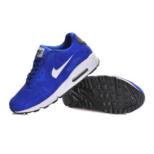 half off dc9a2 f0d8f Achat   Vente produits Nike Air Max 90 Homme Bleu ...